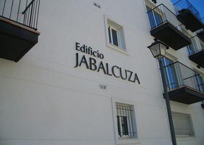 Edificio Jabalcuza